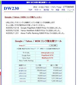 DW230